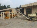Machine hydraulique complètement automatique de brique de machine à paver de la couleur Qt4-18