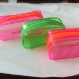 Produits de beauté de empaquetage transparents de sac de sac empaquetant les produits de beauté exquis de sacs empaquetant des sacs