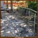 304 316 Balustrade van de Leuning van het Roestvrij staal/de Leuning van het Glas (sj-S130)