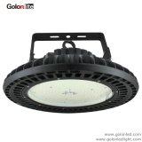 Substituir luz industrial Halide del supermercado de la bahía LED del UFO de la lámpara de metal de 250W 300W 130lm/W 60W la alta