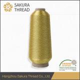Sakura Poliéster / Nylon Fio metálico para bordados / tricô