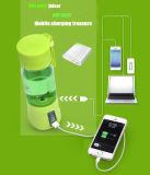 휴대용 전기 개인적인 믹서 USB 비용을 부과