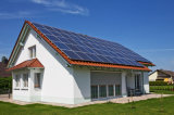 système d'alimentation du panneau solaire 5kw/20kw pour le toit de plat/lancement