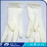 Перчатки свободно латекса порошка порошка Pidegree хирургические