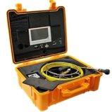 systeem van de Inspectie van het Afvoerkanaal van de Pijpleiding van de Pijp van de Camera van het Riool DVR van 6mm het Waterdichte