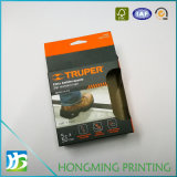 Deslizamiento cinta resistente caja de papel reciclado
