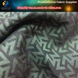 Tessuto per la camicia, tessuto del jacquard tinto filato di T/C della camicia del jacquard