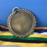 カスタム旧式な真鍮はダイカストの自在継手メダルを