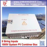 Коробка Combiner DC входного сигнала 8 шнуров солнечная с SPD и взрывателем