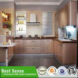 普及した白いラッカー及びMDFの食器棚デザイン