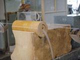 CNC 다이아몬드 철사를 가진 Marble& 화강암 돌 커트 기계는 보았다