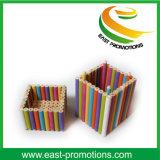 Crayon en bois coloré respectueux de l'environnement d'HB
