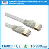 Câble LAN CCA / Bc UTP Cat5e / Cat 6 de haute qualité
