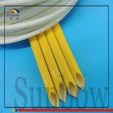 Gainer enduit de fibre de verre en caoutchouc de silicones de Sunbow 4.0kv