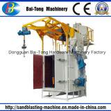 Doble Ganchos máquina de granallado (Q375)