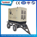 50kw Portable Cummins Diesel Generator Set