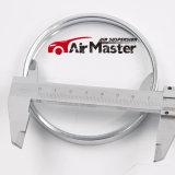 Boucle arrière en métal de suspension d'air pour le ressort pneumatique de BMW E61 (37126765602 37126765603)