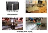 Bits de broyeur à diamant sous pression sous vide pour le bord de meulage