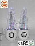 Altoparlante mobile portatile dell'acqua dell'amplificatore chiaro attivo di Dancing LED Bluetooth