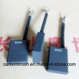 Escovas de carbono de grafite de carbono de nível nacional EG332 para usinas