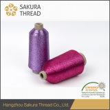 OEM van Sakura de Hoogwaardige MetaalDraad van het Borduurwerk in Voorraad