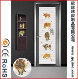 Nouveau fabricant de design Films décoratifs en PVC pour armoire de porte