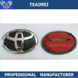 Decalcomania dell'automobile del distintivo di marchio dell'automobile con l'emblema di plastica della griglia dell'ABS