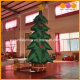 Día de fiesta que hace publicidad del árbol de navidad grande de Inflatables de la Navidad inflable (AQ57127)
