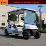 4 Passagier-elektrische Hotel-Golf-Karre
