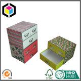 Multi Fach-Art-steifer Pappschmucksache-Speicher-Papierkasten