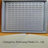 Folha de plástico de ABS altamente brilhante para refino de termoformagem