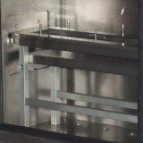 Selbstmaterielle horizontale Innenprüfvorrichtung der Entflammbarkeit-ISO3795 - Flamme-Widerstand-Prüfvorrichtung