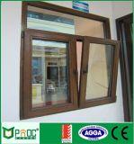 Shanghai-Hersteller-schöne Aluminiumneigung und Drehung Windows