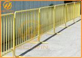 品質の交通制御の一時熱浸された電流を通された金属の塀のパネル