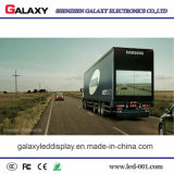 A todo color en el exterior de la pantalla LED digital móvil camiones de vallas para publicidad