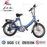 """certificat CE 20"""" pliage du châssis en alliage aluminium E-Bicycle (JSL-039Z)"""