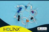 Ce ISO Certifié Scalp Vein Set 23G Needle Injection de Papillote