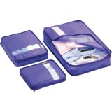 Bagage Travel Packing Cubes Clother Organizer Sac Packers Case