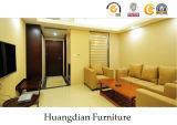 贅沢で標準的な様式のホテルの寝室の家具(HD846)