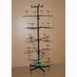 Tapa rotatoria suelo Mostrar Rack (PHYN131)