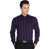 Camisas de vestido de oficina Ropa de vaqueros hombres de ropa formal