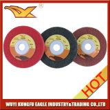 roda de lustro abrasiva de 100X15mm