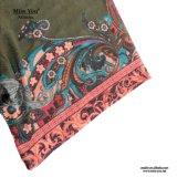 Miss You Ailinna 102935 asegurar la calidad de mujer vestidos de África de malla impresa