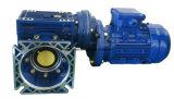 Riduttore della vite senza fine della trasmissione di velocità del riduttore della vite senza fine montato asta cilindrica