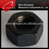 DIN934 acier inoxydable 304 316 noix Hex de la norme ANSI B18.2.2