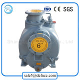 Máquina agrícola de 6 pulgadas de basura bomba de agua diesel