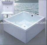 vasca da bagno moderna quadrata di 1700mm (AT-6003)