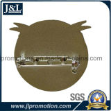 Die Casting Zinc Alloy Soft Enamel Lapel Pin with Safety Pin