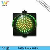 Feu de signalisation jaune rouge personnalisé du signal vert DEL de mélange de modèle