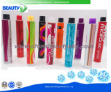 Cosmetic Couleur des cheveux Crème Emballage aluminium vide Tube Pliable